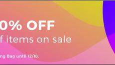 【YOOX SALE ON SALE折上折優惠】精選減價貨品低至4折現可享額外7折(優惠至2020年12月18日)