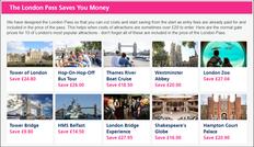 《London Pass 優惠》憑優惠碼即享6%折扣(優惠至11月30日)