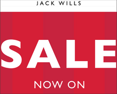《JACK WILLS OUTLET減價優惠》- 精選Outlet減價貨品額外8折 (優惠至2020年3月1日)