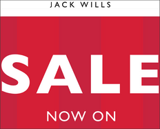 《JACK WILLS 優惠》- 在付款頁面上取£10 優惠劵 (優惠至20年1月1日)