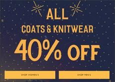 《JACK WILLS 聖誕優惠》- 外套 大衣 毛衣低至6折 (優惠至12月24日)