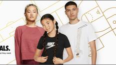 《Nike.com 優惠》- DBS 信用卡以港元單一淨額簽賬滿 HK$800或以上減該HK$100 (優惠至2021年2月11日)