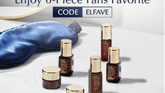 【Estee Lauder 優惠】- 賺物滿HK$880可享皇牌禮品6件裝 (優惠至2021年7月31日)