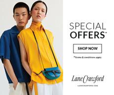 《Lanecrawford 優惠》- 精選減價貨品低至3折(優惠至2020年8月9日)