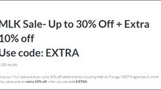 《SkinStore 優惠》- 精選暢銷產品低至7折可享額外9折(優惠至2021年1月19日)