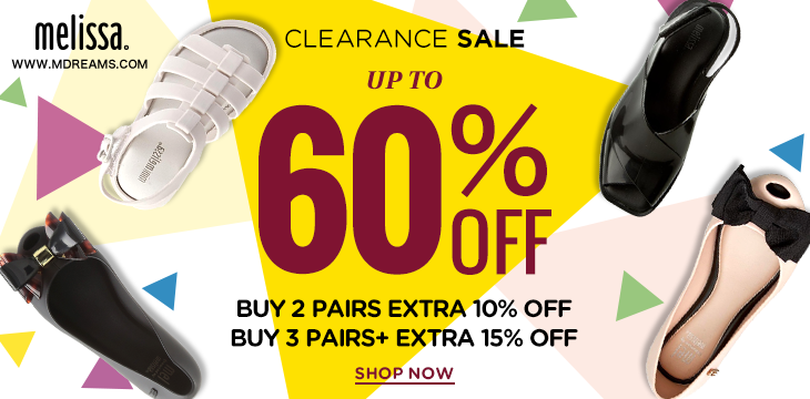 Melissa-dream-clearance-sales