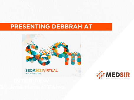 MEDSIR at SEOM 2021: Update on the Recruitment Status of the DEBBRAH Study