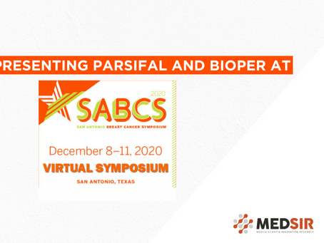 SABCS 2020: Final results of PARSIFAL and BIOPER clinical trials to be presented