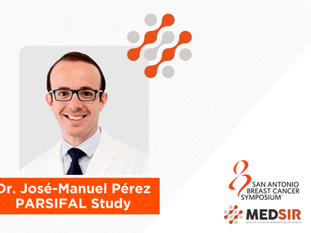 Final safety results of our PARSIFAL study were presented at SABCS 2020