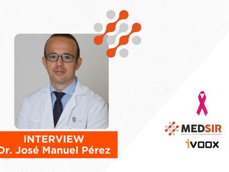 Dr. José Manuel Pérez Discusses Advances in Treatment Options for HER2+ Breast Cancer