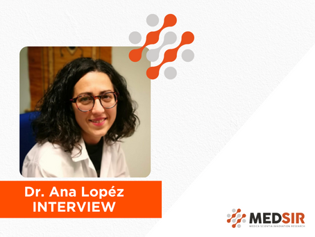 Interviewing Dr. Ana López on MEDSIR REVERT TRIAL (advanced metastatic breast cancer)