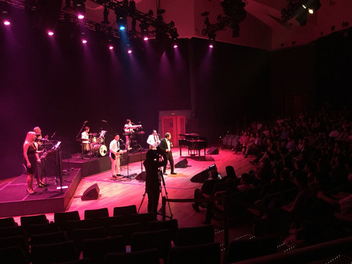 Superb John Klass and Friends in Concert at the Esplanade.JPG