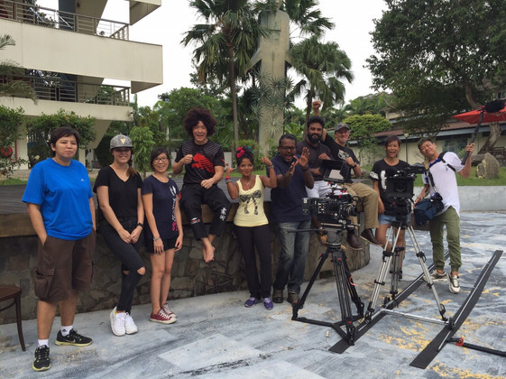 All in a Day's Work featuring Hig Speed Cinematography.JPG