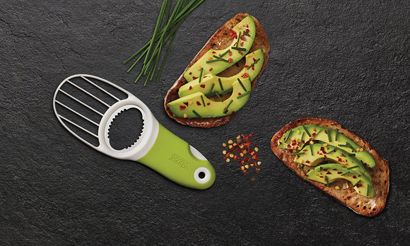 Go Avocado - 3 In 1 Avocado Tool