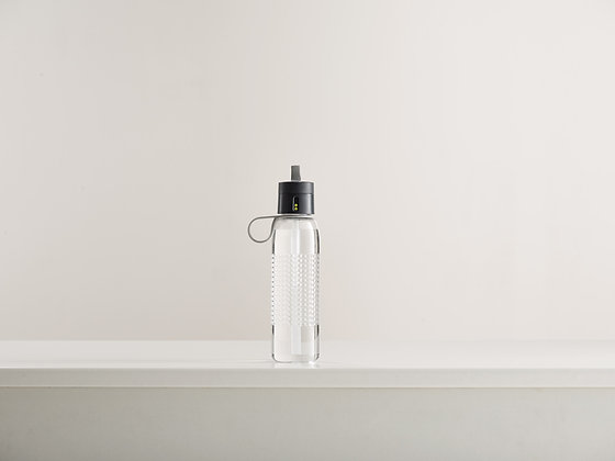 Dot Active Water Bottle 750ml - Grey