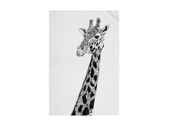 MW Marini Ferlazzo Wildlife Tea Towels 50x70cm African Giraffe