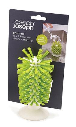 Brush Up In Sink Brush - Green