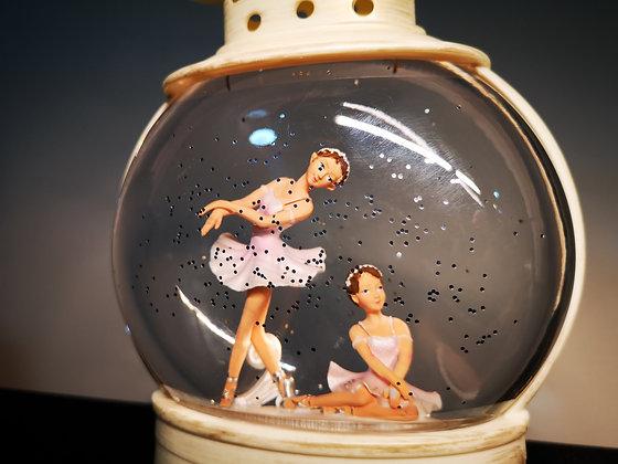 LAMP OVAL BALLET