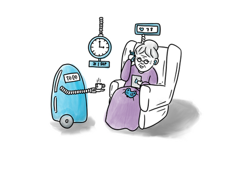 Three Technologies Reshaping Dementia Care