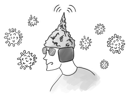 Crazy Coronavirus Conspiracies – 5G