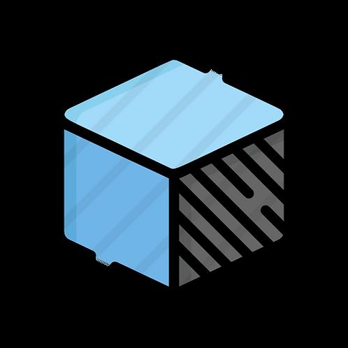 Custom Blender 3D Model