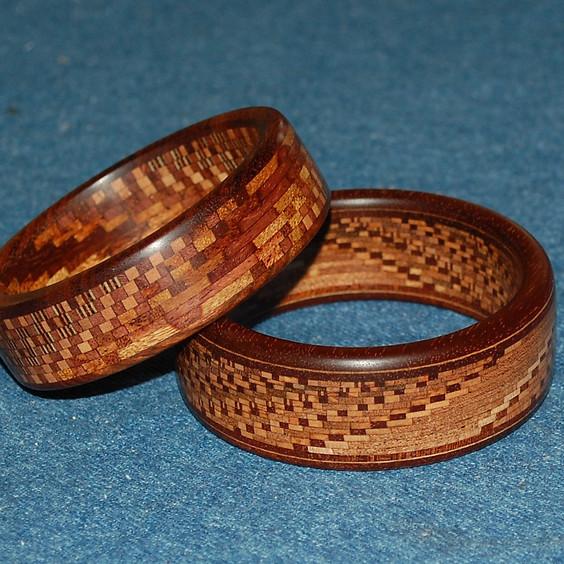 Gary Sanders: Laminated Spiral Bracelet class