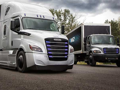 Daimler plans all-electric truck future and high-powered 3MW charging