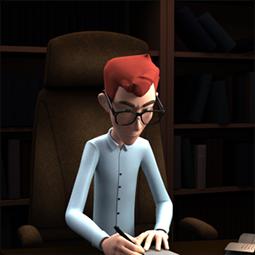 3D 캐릭터 애니메이션포트폴리오