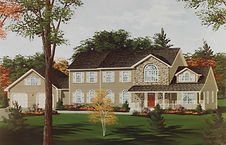 Custom homes in PA Home Builder Central PA Tri County