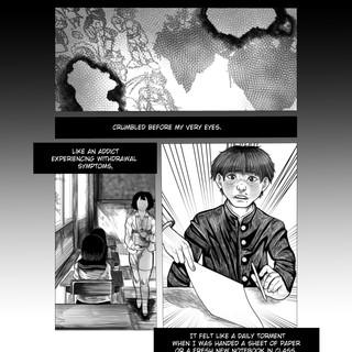 Dear Me graphic novel page 12