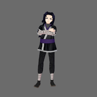 Goemon character model