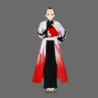 Daimyo character model
