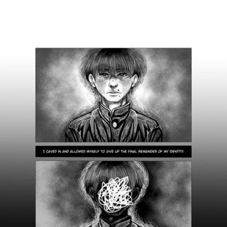 Dear Me graphic novel page 11