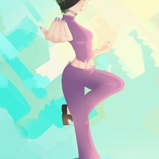 Esme character concept art
