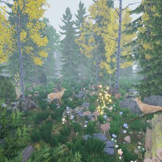 Level design screenshot 1