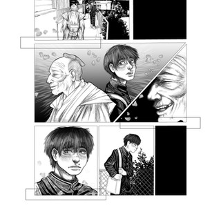 Dear Me graphic novel page 14