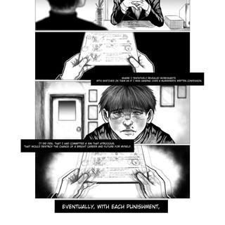 Dear Me graphic novel page 10