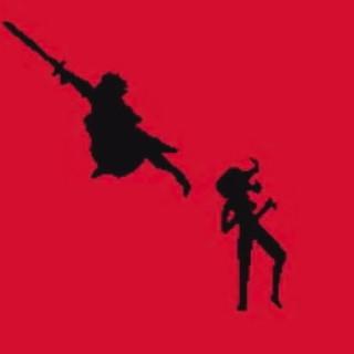 Crimson Red cut scene animation