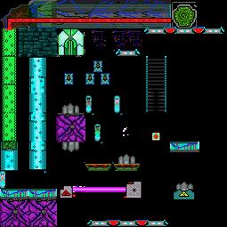 Dark War level pixel art