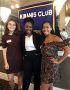 IB Students Win Kiwanis Awards