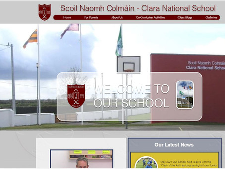 Latest School Website launched!