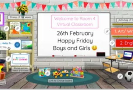 How to Create a Virtual Classroom Added