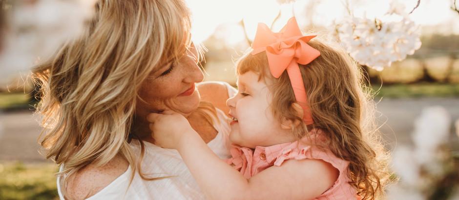 Cherry Blossom Minis 2020 | Northern Virginia Family Photographers