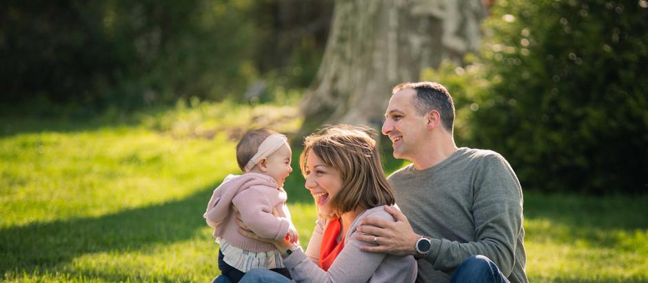 Olivia's family Session in Alexandria