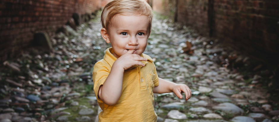 Our little guy! | Northern Virginia Family Photographers