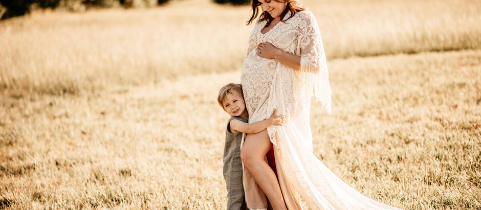 Personal Photos | Sunset Maternity Pictures