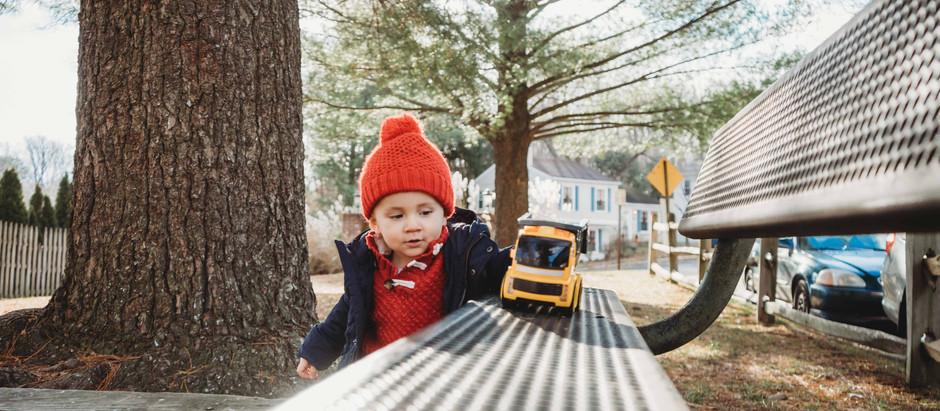 December Personal Photos | Northern Virginia Family Photographers