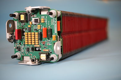 75 board PCBA stack assembly for a high end cancer treatment technology