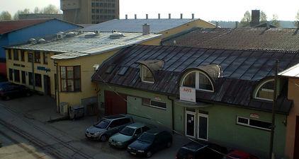 Old AWS Slovakia Facility