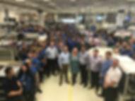 10th Anniversary Slovakia Factory